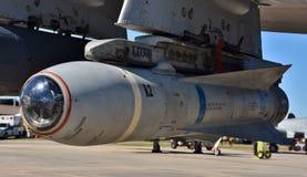 空军队AGM-65与众不同的导弹 库存图片