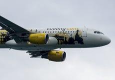 空客320 Vueling 库存照片