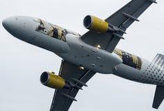 空客320 Vueling 库存图片