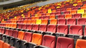 空座位体育场 影视素材