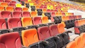 空座位体育场 股票视频