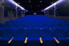 空座位剧院 库存图片