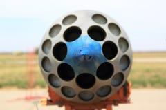空投炸弹 免版税库存照片