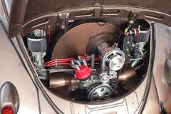 空气冷却的引擎 免版税图库摄影