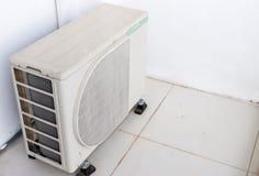 空气压缩机单位 库存图片