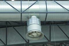 空气管道 免版税库存图片