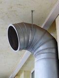 空气透气管子 库存照片