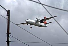 空气巴拿马III 免版税图库摄影