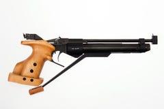 空气PCP手枪 库存照片