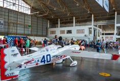 空气Race1世界杯U-Tapao海军空军基地的泰国2017年在泰国 库存图片