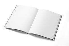 空白书 免版税图库摄影