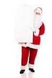 空白克劳斯复制藏品圣诞老人符号空间文本白色 免版税库存照片