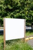 空白城市符号 免版税库存照片