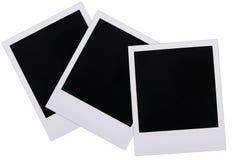 空白影片人造偏光板 库存图片