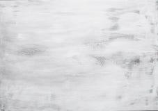 空白木纹理 图库摄影