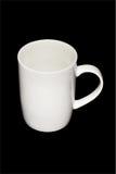 空白杯子 免版税库存图片