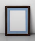 空白框架照片 库存照片