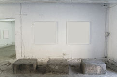 空白框架 库存图片