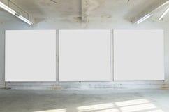 空白框架 库存照片