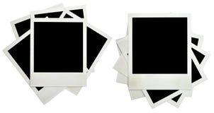 空白框架grunge照片 免版税库存照片