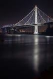 空白桥梁 免版税库存照片