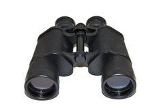 空白的双筒望远镜 免版税库存图片