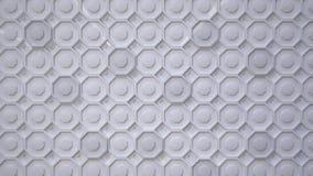 空白的墙纸按钮 库存图片