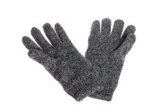 空白的手套 库存图片