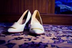 空白的新娘 库存图片