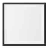 空白的照片框架 免版税库存照片
