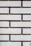 空白的砖 免版税库存图片