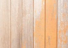 空白的老棕色木抽象背景和纹理 免版税图库摄影