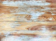 空白的老棕色木抽象背景和纹理 免版税库存照片