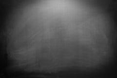 空白的老黑板 免版税库存照片