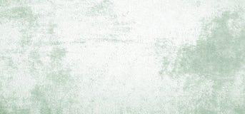 空白的葡萄酒难看的东西绿色水泥墙壁纹理背景,相互 库存图片