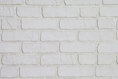 空白砖墙 免版税库存图片