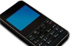 空白移动电话 免版税图库摄影