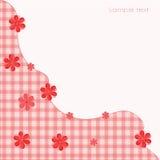 空白粉红色 库存图片