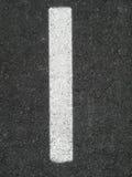 空白线路 免版税图库摄影