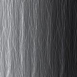 空白背景的黑线 免版税库存照片