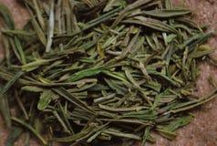 空白茶 免版税库存照片