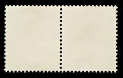 空白邮票 免版税图库摄影
