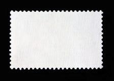 空白邮票 免版税库存图片