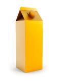 空白配件箱查出汁液二 向量例证