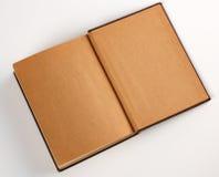 空白页 免版税库存照片