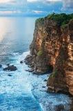 空白,巴厘岛, uluwatu 库存图片