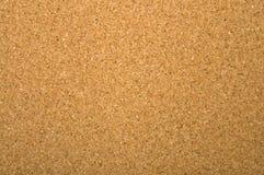空白corkboard 免版税图库摄影