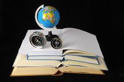空的书 免版税库存图片