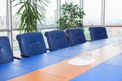 空的会议室 库存图片