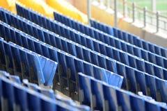 空的体育场 免版税图库摄影
